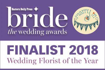 EDP Wedding Awards Finalist