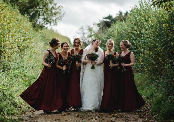 Sussex Barn Wedding by Norfolk Wedding Photographer Luis Holden
